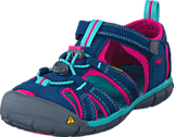 Keen - Seacamp Ii Cnx Children Poseidon/Very  Berry