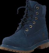Timberland - 6in Premium Boot W NAVY
