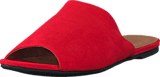Bianco - Suede Slip In AMJ17 45 Red