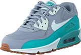Nike - Wmns Max 90 Essential Wolf Grey/Barely Green-Teal