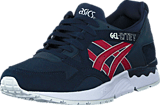 Asics - Gel Lyte V India Ink/Burgundy