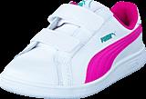 Puma - Smash Fun L V PS 011 Wht/Pink