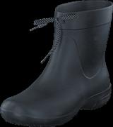 Crocs - Crocs Freesail Shorty RainBoot Black