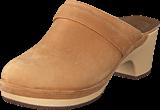 Crocs - Crocs Sarah Leather Clog Camel