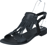 Twist & Tango - Mykonos Sandals Black