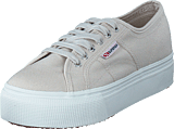 Superga - 2790-Acotw Linea Up And Down Grey Seashell