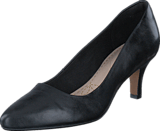 Clarks - Isidora Faye Black Leather