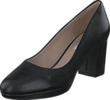 Clarks - Kelda Hope Black Leather