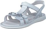 Clarks - Sea Sally Inf White Leather