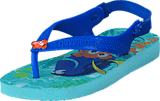 Havaianas - Baby Disneys Cuties Ice Blue