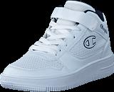 Champion - Mid Cut Shoe Rebound White