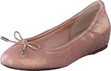 Rockport - Tmhw20 Tied Ballet Pink Snake