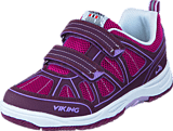 Viking - Hugin Plum/Dark Pink