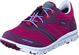 Viking - Maverick Gore-Tex® Plum/Dark Pink