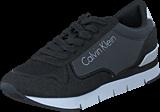 Calvin Klein Jeans - Tori Reflex Nylon/ Microfiber Black/Black