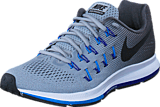 Nike - Nike Air Zoom Pegasus 33 Wolf Grey/Black-Dark Grey-Blue