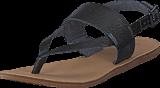 Timberland - Carolista Ankle Thong Gunmetal Metallic