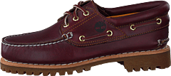Timberland - Authentics 3 Eye Classic Burgundy Pull Up
