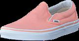 Vans - UA Classic Slip-On Tropical peach/true white
