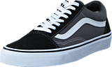 Vans - UA Old Skool Black/Pewter