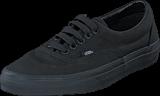 Vans - U Era Black Black Black/Black
