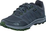 The North Face - Men's Litewave Fastpack GTX Zinc Grey/ Scallion Green