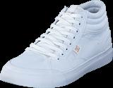 DC Shoes - Evan Hi Tx White