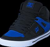 DC Shoes - Dc Spartan Hi Wc Shoe Black/Blue/White
