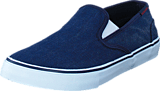Sebago - Nolan Twin Gore Navy Canvas