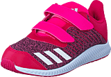 adidas Sport Performance - Fortarun Cf I Shock Pink S16/Ftwr White/Bold