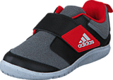 adidas Sport Performance - Fortaplay Ac I Medium Grey Heather/Core Black