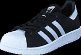 adidas Originals - Superstar J Core Black/Ftwr White/Ftwr Whi