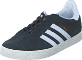 adidas Originals - Gazelle J Core Black/Ftwr White/Gold Met