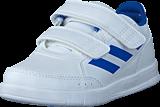 adidas Sport Performance - Altasport Cf I Ftwr White/Blue/Ftwr White