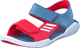 adidas Sport Performance - Rapidaswim J Tactile Blue S17/Ftwr White/Co