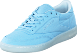 Reebok Classic - Club C85 Canvas Zee Blue/White