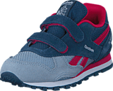 Reebok Classic - GL 3000 TD SP Gable Grey/Brave Blue/Pink Cra
