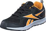 Reebok - Almotio RS Black/Ash Grey/Fire Spark/Whit