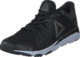 Reebok - Trainflex Blk/Wht/Pewter/Grey