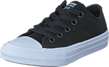Converse - Chuck Taylor All Star 2 Ox Kids Black