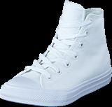 Converse - All Star II Hi White