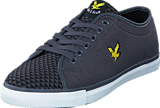 Lyle&Scott - Teviot Fly Knit 187 Grey