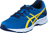 Asics - Gel Galaxy 9 Gs Thunder Blue/Vibrant Yellow