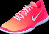 Nike - W Flex Supreme Tr 5 Fade Racer Pink/Pure Platinum-Sunse