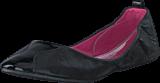 Damn Heels - Foldable Ballerina Black Diamonds