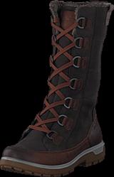 Ecco - 837043 Gora Cocoa Brown/ Licorice