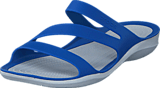 Crocs - Swiftwater Sandal W Blue Jean/Pearl White