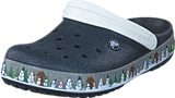 Crocs - Crocband Holiday Clog Black
