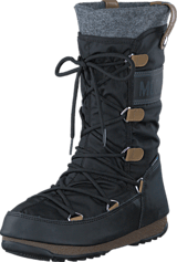 Moon Boot - WE Monaco Black