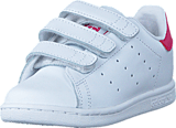 adidas Originals - Stan Smith Cf I Ftwr White/Ftwr White/Bold Pin